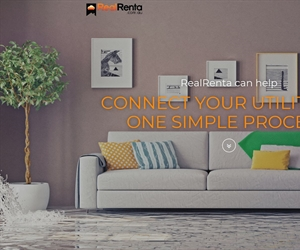 Moving soon? Get everything connected with just one phone call to RealRenta Connect!