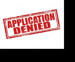 5 Reasons a mortgage application can be denied.