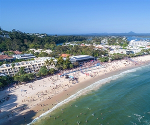 Have you invested in Noosa? Investors could be banned from renting out holidays homes soon.